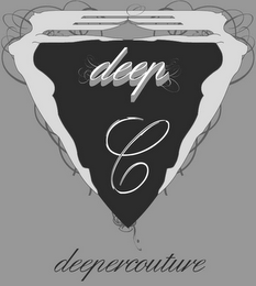 mark for DEEP C DEEPERCOUTURE, trademark #78639584