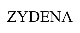 mark for ZYDENA, trademark #78639991