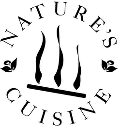 mark for NATURE'S CUISINE, trademark #78640388