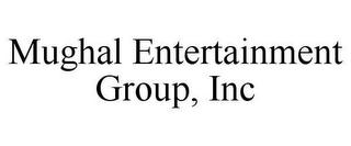 mark for MUGHAL ENTERTAINMENT GROUP, INC, trademark #78640586