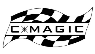 mark for C MAGIC, trademark #78640992