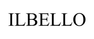 mark for ILBELLO, trademark #78641243
