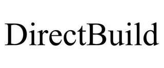 mark for DIRECTBUILD, trademark #78641669