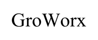 mark for GROWORX, trademark #78641976