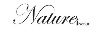 mark for NATURE I WEAR, trademark #78642555