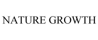mark for NATURE GROWTH, trademark #78642581