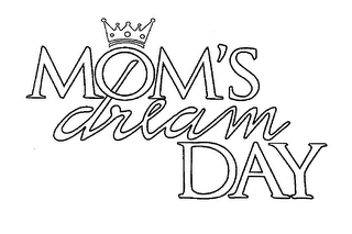 mark for MOM'S DREAM DAY, trademark #78642997