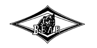 mark for BEAR, trademark #78643033