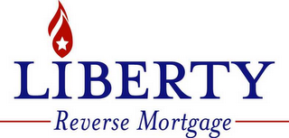 mark for LIBERTY REVERSE MORTGAGE, trademark #78643113