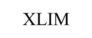 mark for XLIM, trademark #78643332