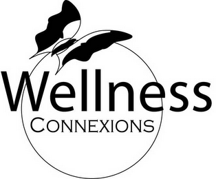 mark for WELLNESS CONNEXIONS, trademark #78643909