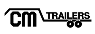 mark for CM TRAILERS, trademark #78644260