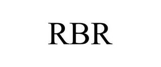 mark for RBR, trademark #78644647
