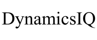 mark for DYNAMICSIQ, trademark #78644756