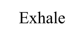 mark for EXHALE, trademark #78644794
