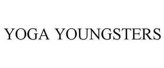 mark for YOGA YOUNGSTERS, trademark #78644947