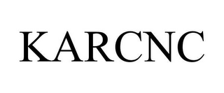 mark for KARCNC, trademark #78645015