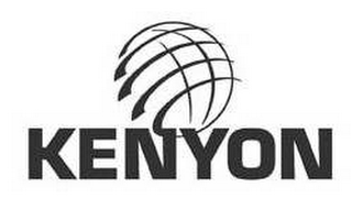 mark for KENYON, trademark #78645773