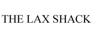 mark for THE LAX SHACK, trademark #78647428