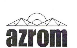 mark for AZROM, trademark #78647629