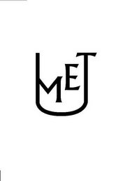 mark for UMET, trademark #78648304