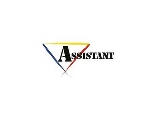 mark for ASSISTANT, trademark #78648397