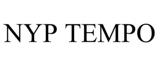 mark for NYP TEMPO, trademark #78648454