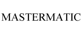 mark for MASTERMATIC, trademark #78648700