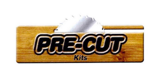 mark for PRE-CUT KITS, trademark #78649008