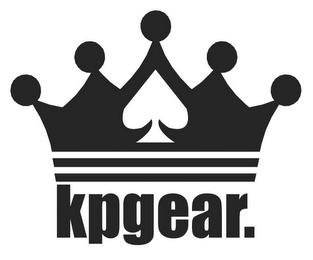 mark for KPGEAR., trademark #78649394