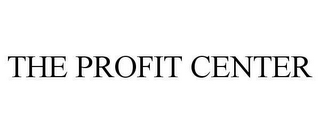 mark for THE PROFIT CENTER, trademark #78650335