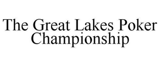 mark for THE GREAT LAKES POKER CHAMPIONSHIP, trademark #78650908