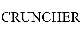 mark for CRUNCHER, trademark #78651396