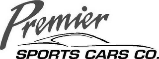 mark for PREMIER SPORTS CARS CO., trademark #78651568