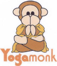 mark for YOGAMONK, trademark #78651669