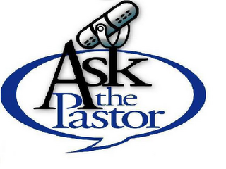 mark for ASK THE PASTOR, trademark #78652282
