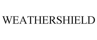 mark for WEATHERSHIELD, trademark #78653108
