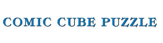 mark for COMIC CUBE PUZZLE, trademark #78653443
