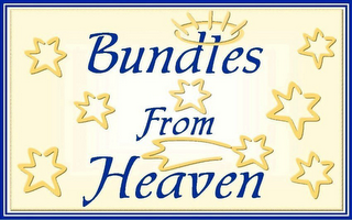 mark for BUNDLES FROM HEAVEN, trademark #78653790