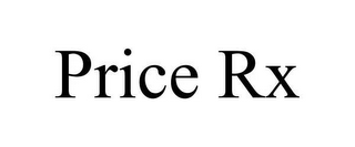mark for PRICE RX, trademark #78654926