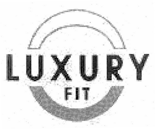 mark for LUXURY FIT, trademark #78655048