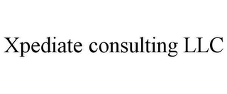 mark for XPEDIATE CONSULTING LLC, trademark #78655074
