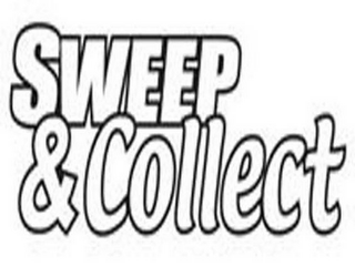 mark for SWEEP & COLLECT, trademark #78655334