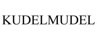 mark for KUDELMUDEL, trademark #78655484