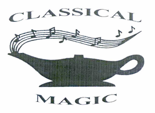 mark for CLASSICAL MAGIC, trademark #78655578