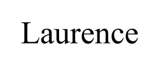 mark for LAURENCE, trademark #78655591
