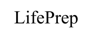 mark for LIFEPREP, trademark #78655689