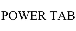 mark for POWER TAB, trademark #78655831