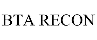 mark for BTA RECON, trademark #78655885