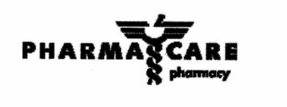 mark for PHARMACARE PHARMACY, trademark #78655943